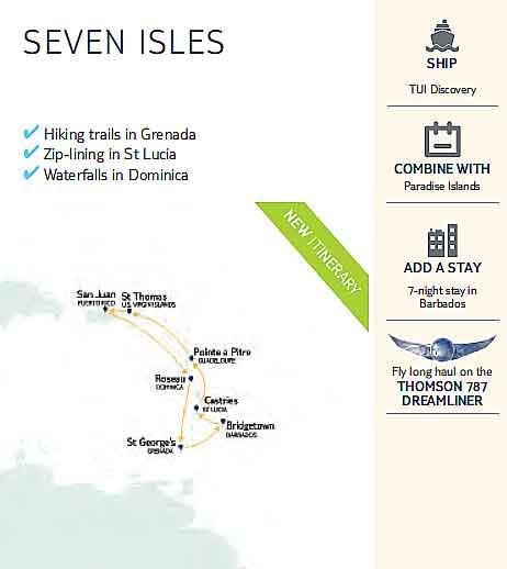 Seven Isles Map