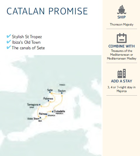 CATALAN PROMISE MAP
